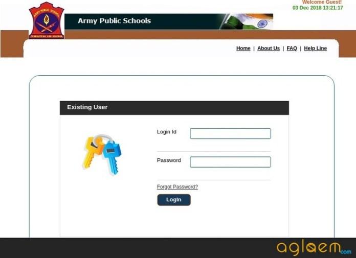 Army Public School Teacher Result 2018