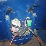 Installazione batteria Vespa PX