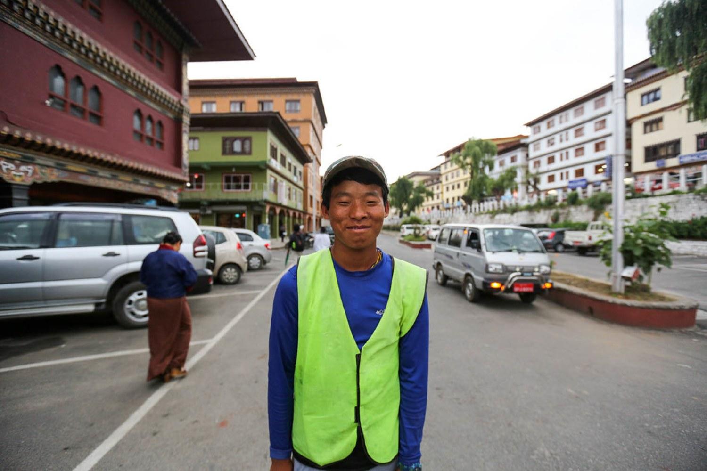 Thimphu on July 14
