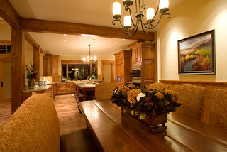 Steve Bennett Builders Interior Photo Dining Room In Ne