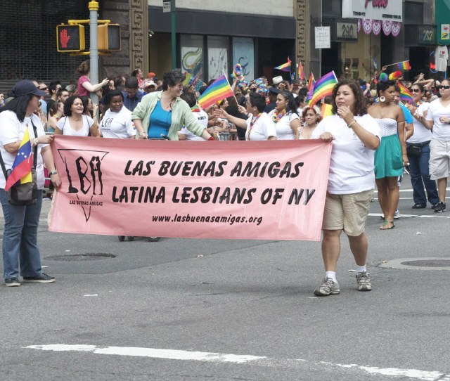 Latina Lesbians Of Ny By Augfw