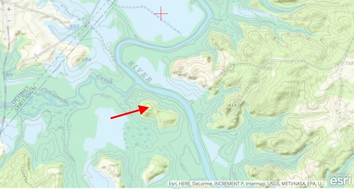 Harrisburg Plantation Location