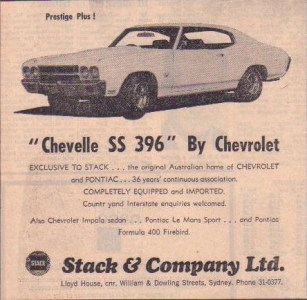 1971 chevrolet cars » 1971 Chevelle SS 396 RHD Ad   Australia   Covers the Rare Ch      Flickr     1971 Chevelle SS 396 RHD Ad   Australia   by Five Starr Photos    Aussiefordadverts