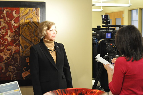 Troy City Council Member Robin Beltramini Talks with WILX ...