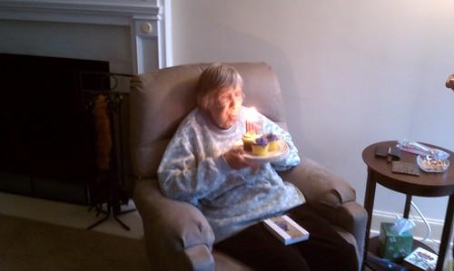 Happy 81st, Merline Wright!
