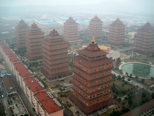 World's richest village huaxi village
