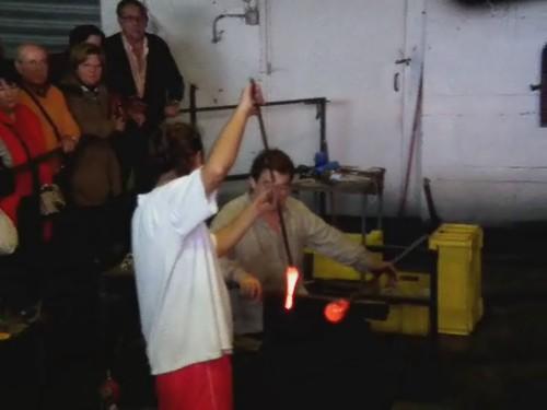 video 1 Artesanos del vidrio Mallorca