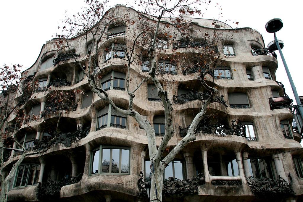 Casa Milà - Barcelona