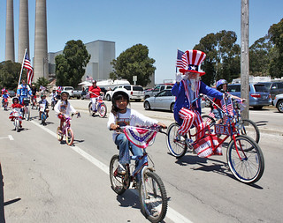 4th July Bike Parade
