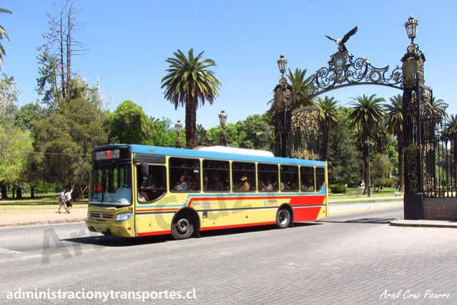 Aut. Presidente Alvear (Mendoza) | Italbus Bello - Mercedes Benz