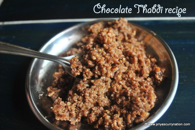 chocolate-thabadi-recipe