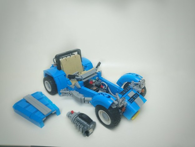 10252 Volkswagen alternate built: Caterham  (Based from Carl Greatrix's)