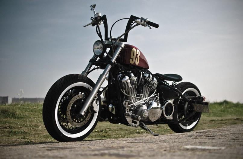 Xv1600 Bobber By Mdl Motografie