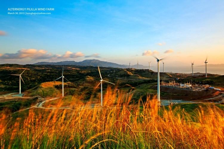 Alternergy Pililla Wind Farm