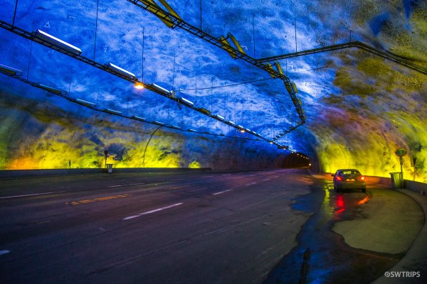 Inside World's Longest Tunnel - Laerdal, Norway.jpg
