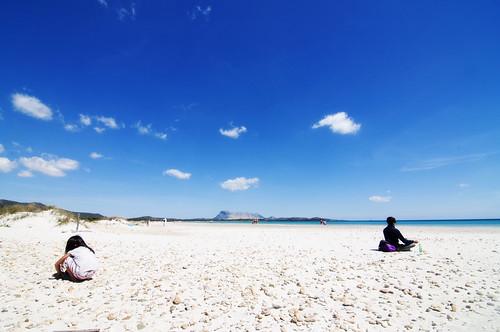 La Cinta Beach, San Teodoro, Sardegna
