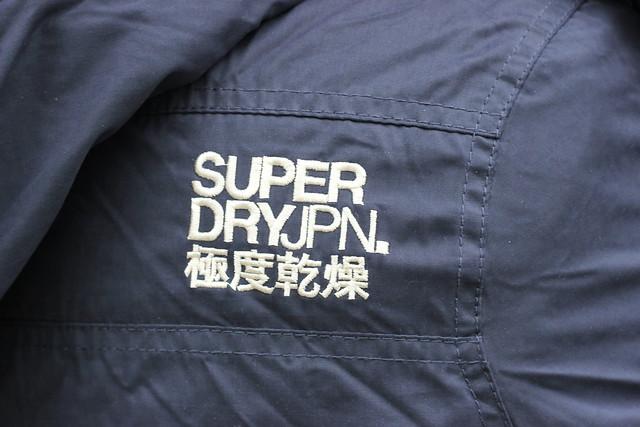 Superdry Windcheater