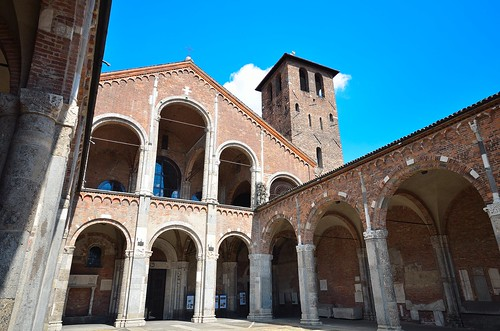 MILANO__Sant'Ambrogio