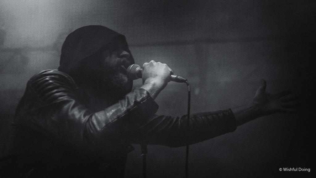 Kjeld, Into Darkness III, Neushoorn, Leeuwarden (NL), 3 December 2016