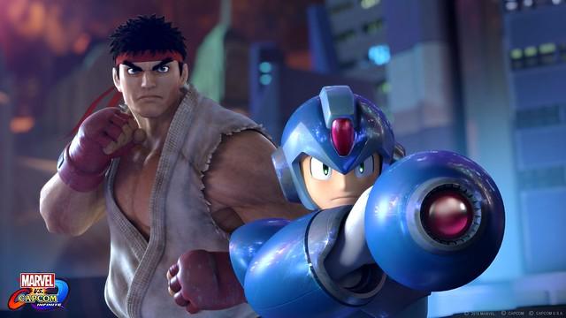 Marvel vs Capcom Infinite, 01