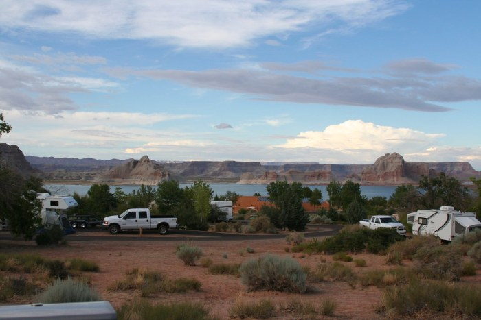 Lake Powell - photo by Joe Hackman