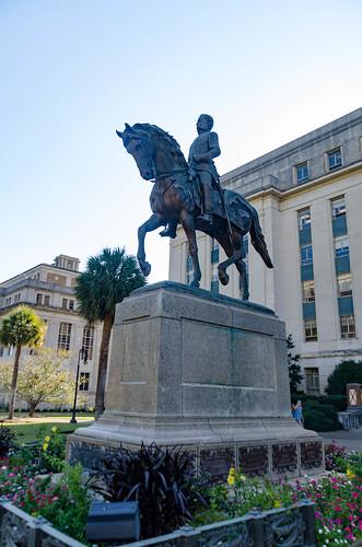 General Wade Hampton Memorial