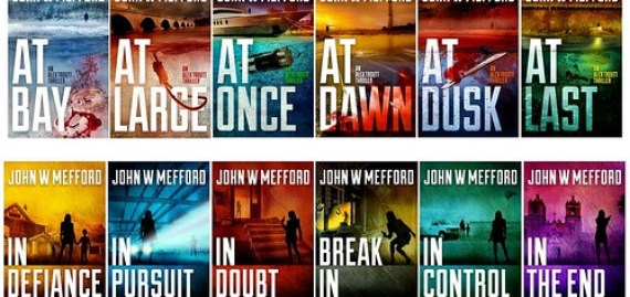 IN Control (An Ivy Nash Thriller, Book 5) (Redemption Thriller Series) by John W Mefford - Book Tour