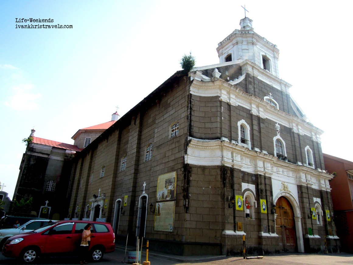 Churches in Nueva Ecija