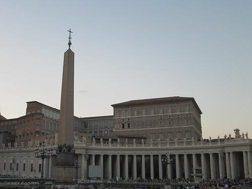 Museos Vaticanos & Plaza de San Pedro, Vaticano. Roma, Italia