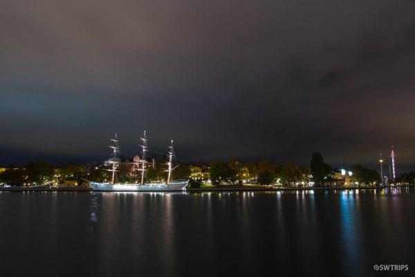 Sailing Boat on Stockholm Canal - Stockholm, Sweden.jpg