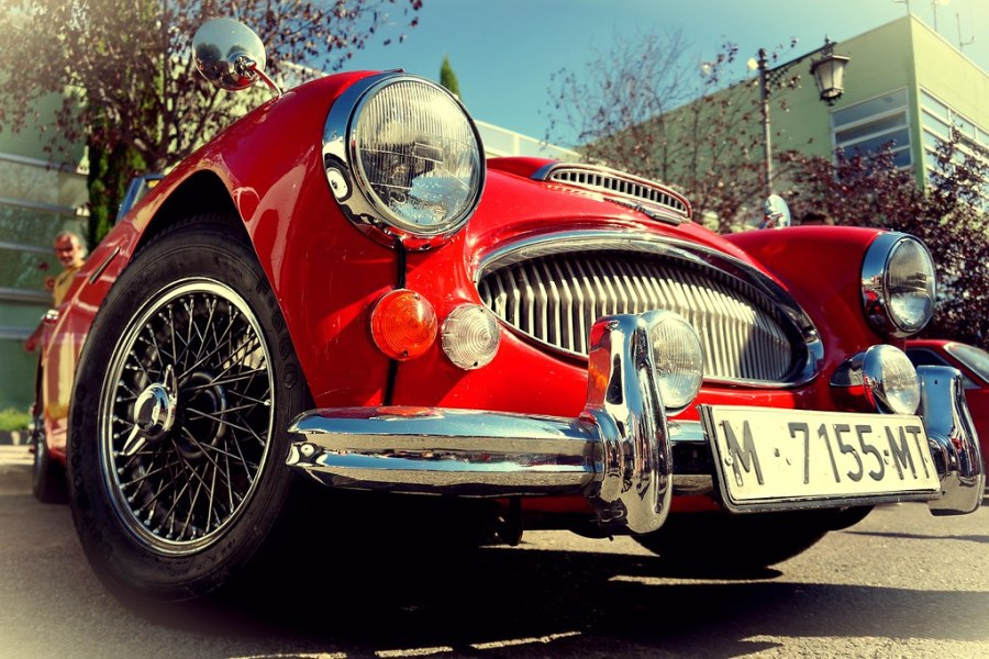 1964 austin cars » Austin Healey   The 3000 Mark III was launched in October 19      Flickr Austin Healey   by Neticola Austin Healey   by Neticola