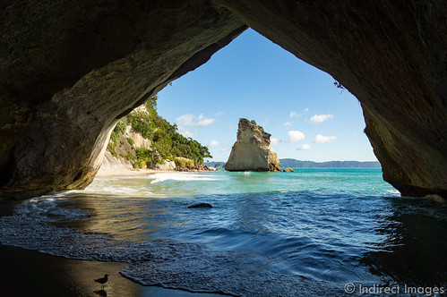 Cathedral Cove New Zealand Indirect Images Flickr