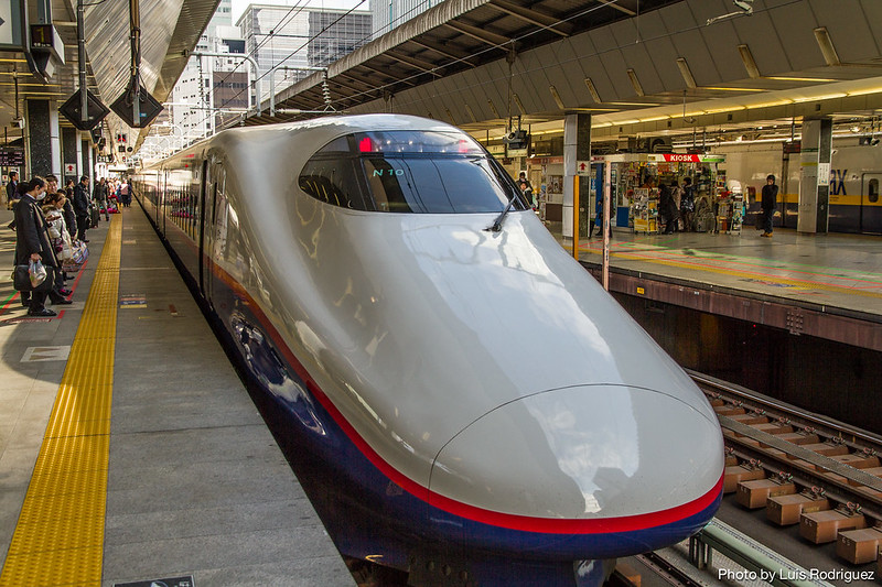 Shinkansen Series E2-37