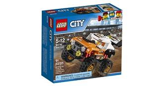 60146 Stunt Truck box