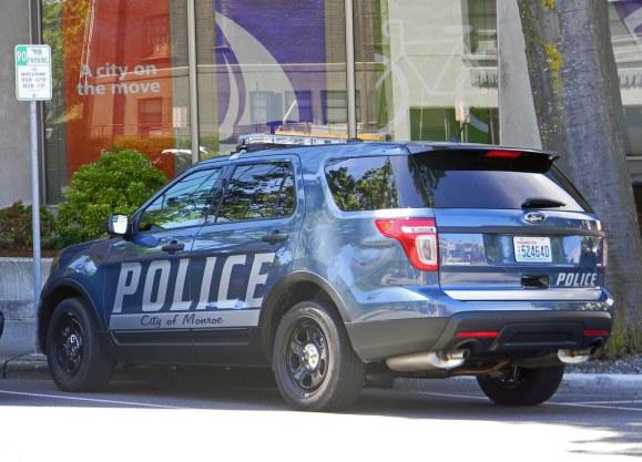 Image result for Monroe, Washington police
