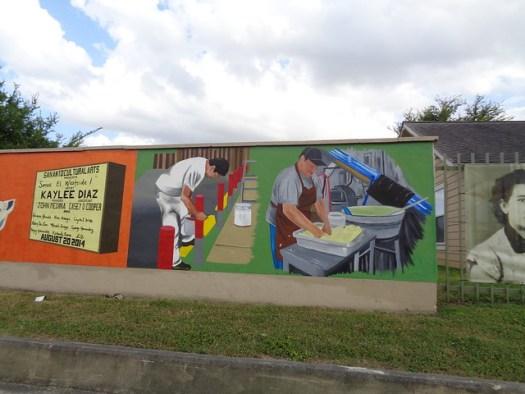 San Antonio Murals