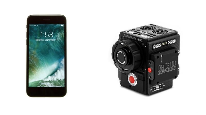 Iphone 7 plus video
