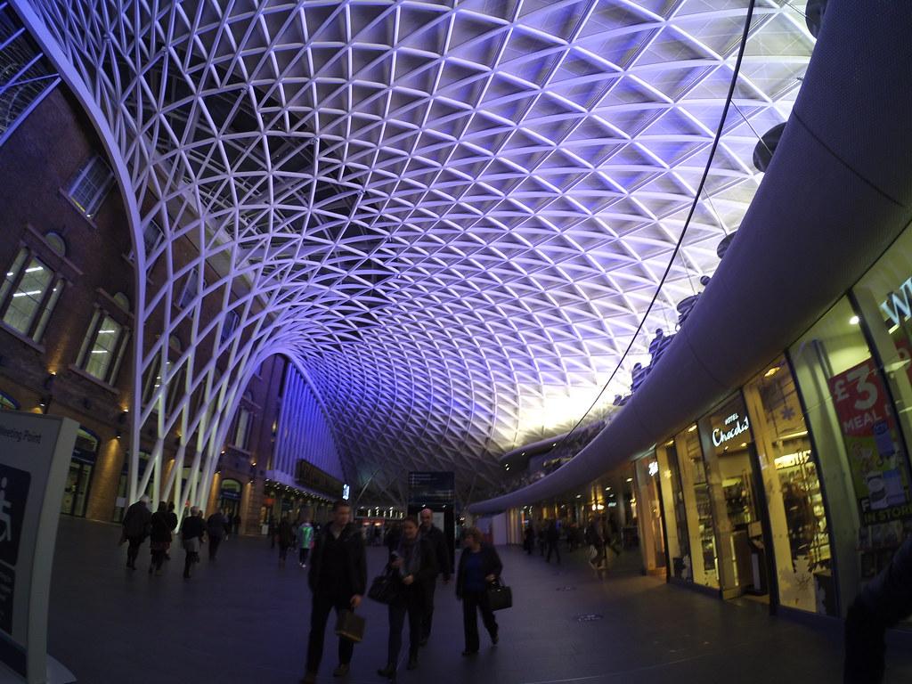 Estação de King's Cross