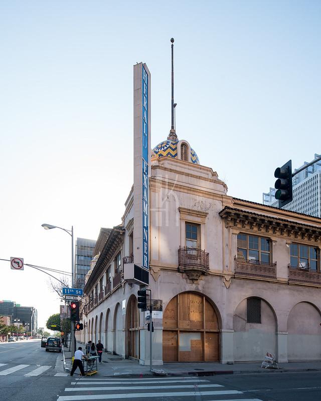 Herald Examiner Building Los Angeles