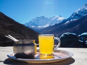 Ginger Tea, Annapurna Circuit, Nepal