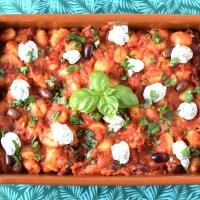 Skitenkel one-pan gnocchi