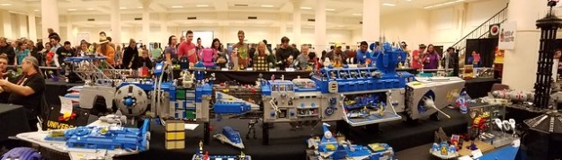 BrickCon 2016: Universal Explorer LL2016