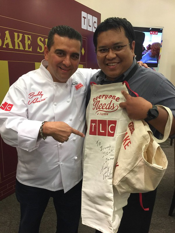 Cake Boss and Me