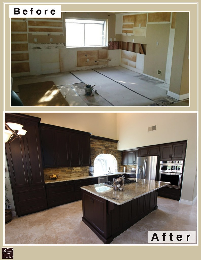 yorba linda traditional design build kitchen remodel | flickr