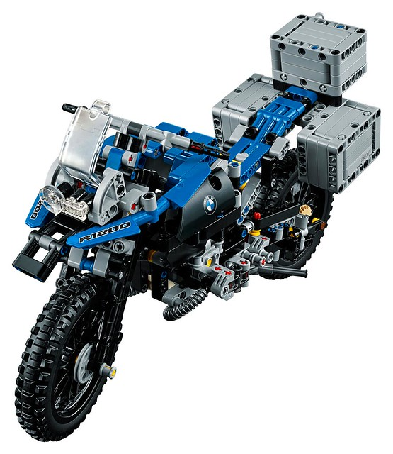 lego reveals bmw r 1200 gs motorcycle set announces new. Black Bedroom Furniture Sets. Home Design Ideas