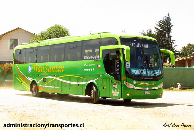 Transantin | Pichilemu | Mascarello Roma 350 - Mercedes Benz / FXRV26