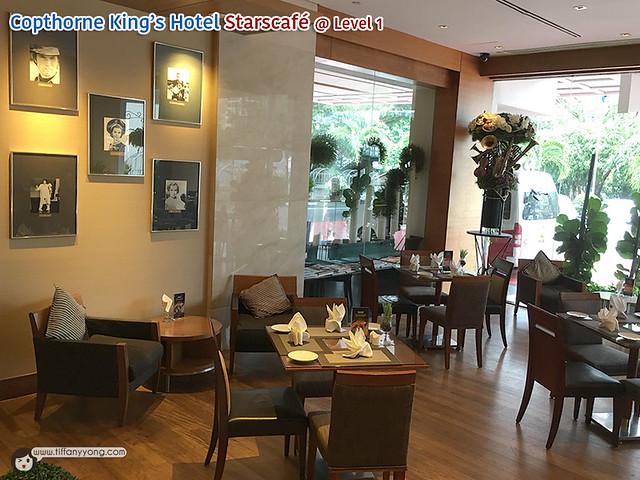Copthorne Kings Hotel starscafe
