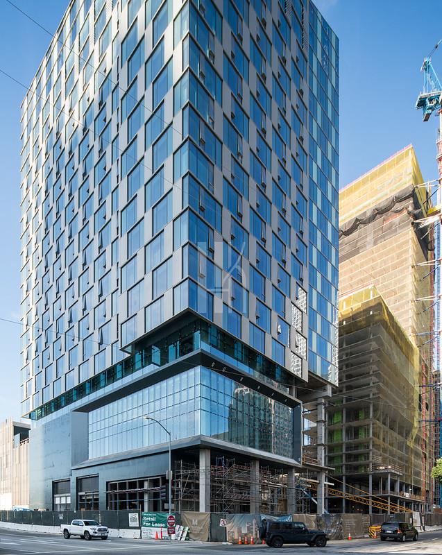 Metropolis Los Angeles Construction