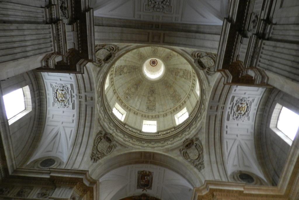 Cupula Iglesia de la Clerecia Salamanca 03