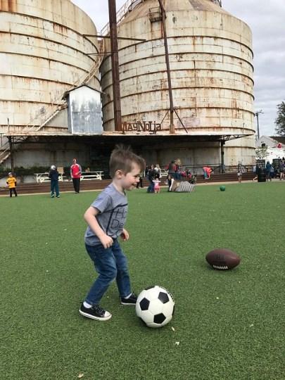 silo soccer